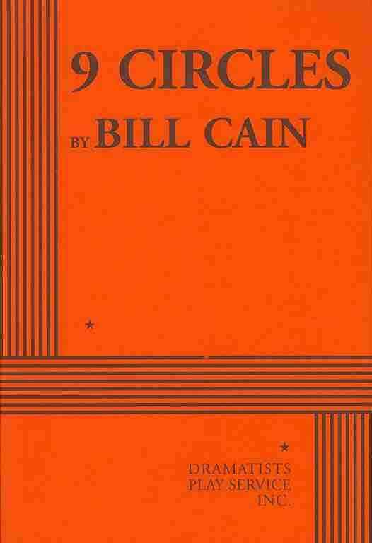 9 Circles By Cain, Bill